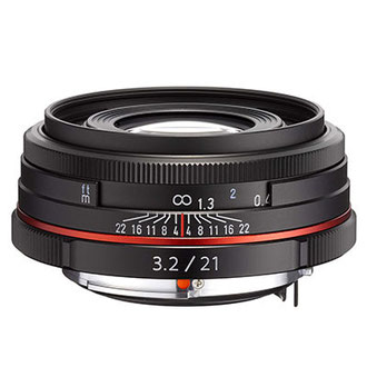 The F3.2 21mm AL Limited lens