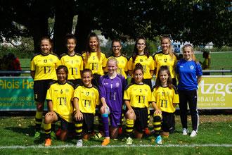 Juniorinnen FF19, Saison 2018/19