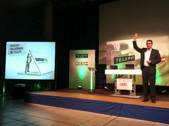 Telefit Roadshow 2012 in Tulln