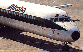 Courtesy: Alitalia