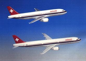 A320 und A321 als Ersatz der MD-80/Courtesy: Airbus