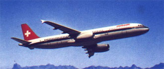 Airbus A321/Swissair