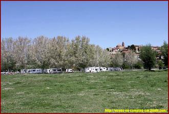 Parking Castiglione del Lago