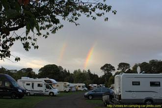 Camping Mortonhall Edimbourg
