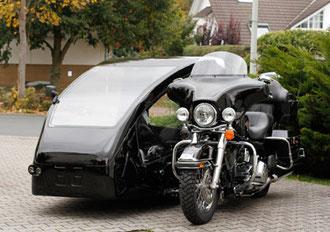 Harley Davidson Elektra Glide® Classic Bestattungsgespann
