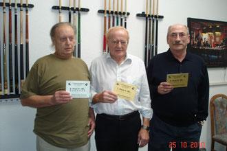 Edi Ziegler  /  Sergio Vecellio / Hansruedi Vogt