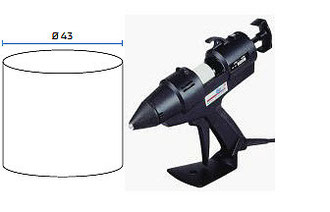 Hotmelt alat - pištolj za ljepilo BeA 310 PLUS