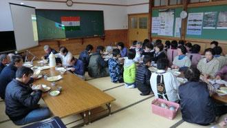 インドカレー作りと文化体験交流 in 北広島町