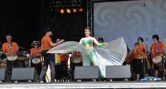 Samba-Festival 2009
