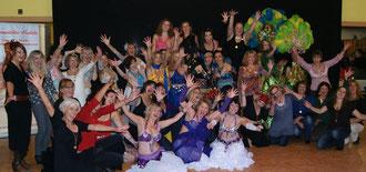 Orientparty 2012 - außer Rand und Band
