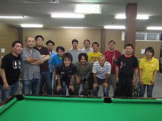 10周年感謝イベント 土方隼斗プロチャレンジマッチ 2014.7.12
