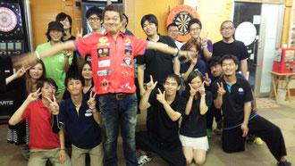 10周年感謝イベント 鈴木猛大プロチャレンジマッチ 2014.6.22