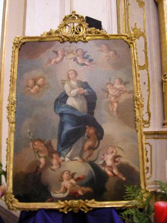 Cuadro Inmaculada Concepción