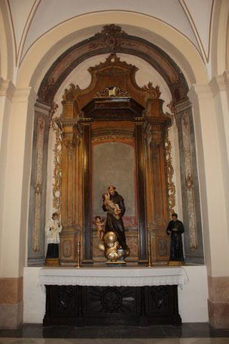 Altar San Antonio de Padua