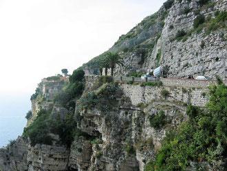 Неаполь сложная дорога фото