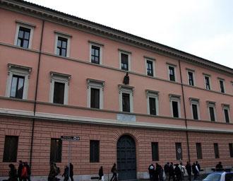 Где живут швейцарские гвардейцы в Ватикане