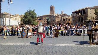 Гладиаторы Рима фото