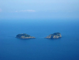 Вид на Капри, фото