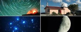 L'Osservatorio e immagini realizzate con il telescopio