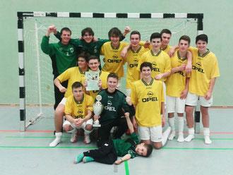 A-Jugend TSV Murnau Fussball