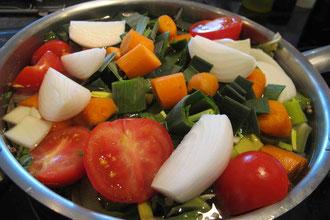ganzheitliche Nahrungsergänzung, gesunde Lebensweise