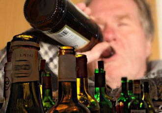 Wie zu werfen zu trinken und, sich zu freuen