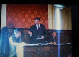 Intervento dell'Avv. Salvatore Timpanaro avanti alla Commissione Regionale Antimafia  6 febbraio 2012