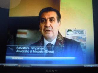 Intervista televisiva 27 gennaio 2012