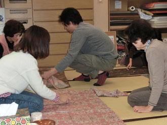 ご存知ですか?着物と帯の畳み方、保管方法