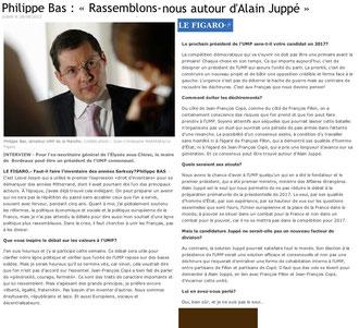 Le Figaro, Tribune de Philippe Bas du 29.06.12