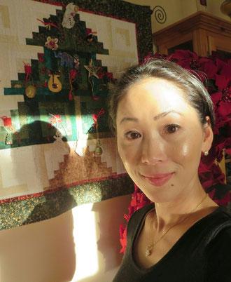 ❦ ホホバオイルはクリスマスのサンタさんのかけ声「JO-JO-JO(ホーホーホー)♪」と掛けて「JO-JO-BA(ホーホーバ)♪」とジョークを云い合ったりしています♥