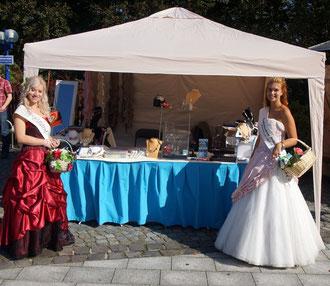 Hoheitentreffen zum Quell- und Weinfest in Bad Schlema Oktober 2014