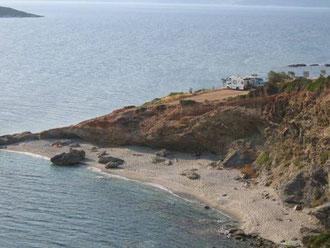 Unsere Traum-Bucht bei Marmari