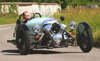 Three-wheeler