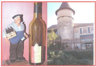"""Les """"Echelles de Lisson 1999"""" et la terrasse de """"La Table de Roueïre"""""""