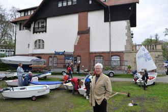 Seglerhaus, VSaW-Mann Rolf Bähr