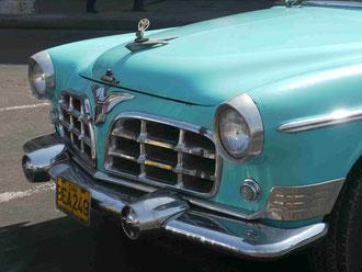 Oldtimer in den Strassen von Havanna