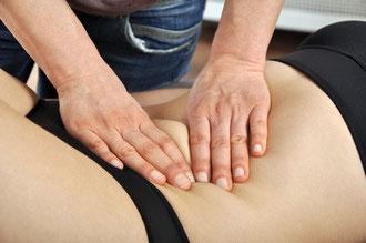 Behandlung des Bauchraums