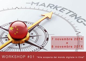 WORKSHOP Web Marketing to Cina - AD STUDIO FIRENZE di Alberto Desirò