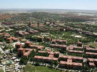 Covibar, Rivas Urbanizaciones