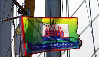 Die Vereinsflagge
