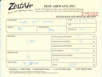 ACHTUNG: Ein wichtiger Hinweis für alle potentiellen Philippinen- Besucher!