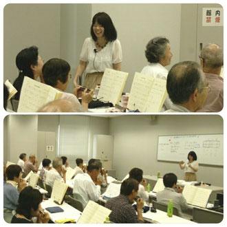 大阪の研修会