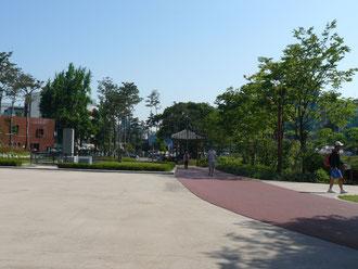 奨忠公園(チャンジュングォンウォン)