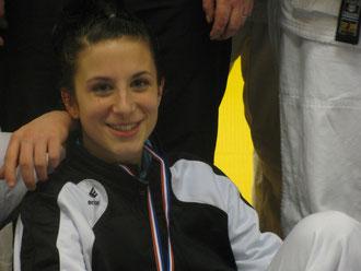 Laura PAIN 1ère -52 kg