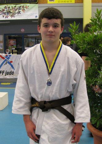 Pascal Boscher 2ème -60 kg