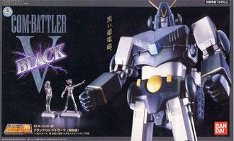 Combattler V Black GX-03B