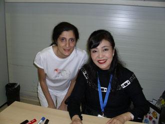 Io e Ikeda Sensei!!!!!