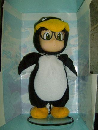 Arale pinguino