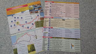 Brochure Gers Camping - Flyer des bonnes adresses